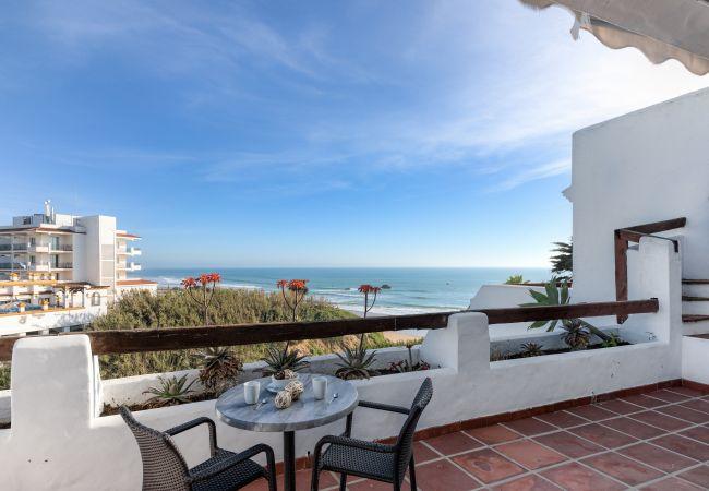 Terraza de Villa Poniente - Villas Flamenco Beach (Conil)
