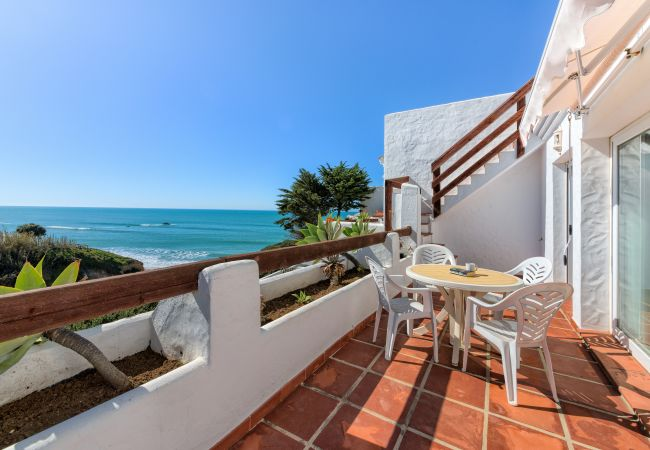 Terraza de Villa Fuente del Gallo - Villas Flamenco Beach (Conil)