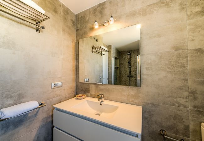 Baño de Villa Fuente del Gallo - Villas Flamenco Beach (Conil)