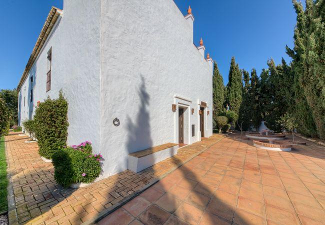 Recepción de Apartamentos planta alta – Hacienda Roche Viejo (Conil)