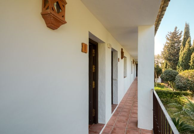 Exterior de Apartamentos planta alta – Hacienda Roche Viejo (Conil)