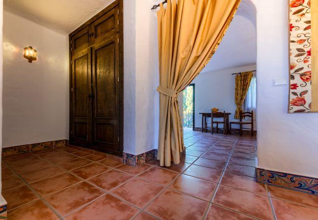 Vestidor de Apartamentos planta alta – Hacienda Roche Viejo (Conil)
