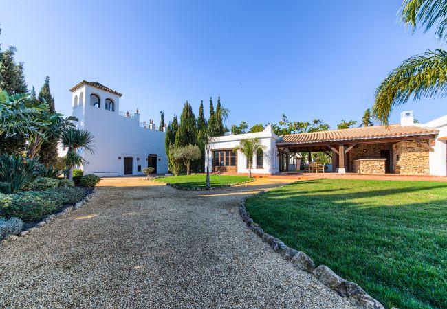 Exterior de Apartamentos Lavanda - Romero – Hacienda Roche Viejo