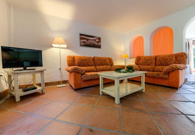 Salón de Apartamentos Lavanda - Romero – Hacienda Roche Viejo (Conil)