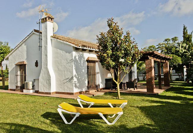 Exterior de Casas El Palmeral – Los Naranjos – Hacienda Roche Viejo