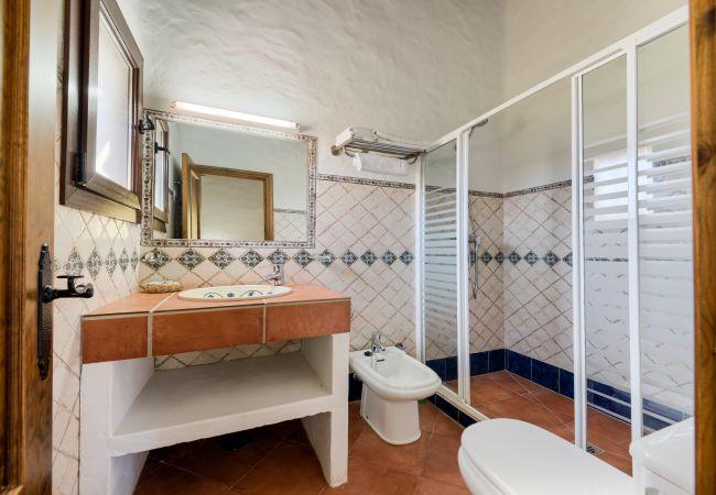 Baño de Casas El Palmeral – Los Naranjos – Hacienda Roche Viejo