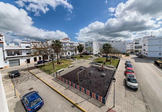Exterior de Apartamento Bécquer – Villas Flamenco Rentals (Conil)
