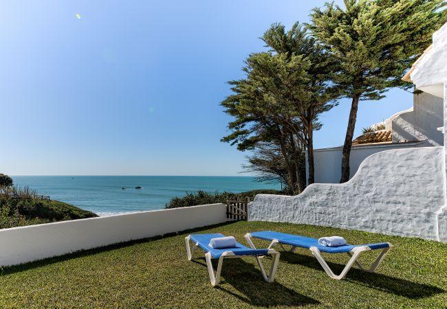 Jardín de Villa Cala Encendida - Villas Flamenco Beach (Conil)