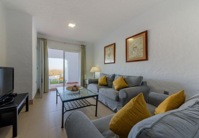 Salón de Villa Cala Encendida - Villas Flamenco Beach (Conil)