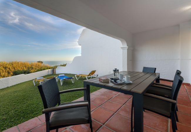 Terraza de Villa Cala Encendida - Villas Flamenco Beach (Conil)