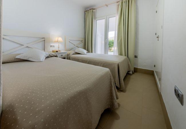 Dormitorio de Villa Cala Encendida - Villas Flamenco Beach (Conil)