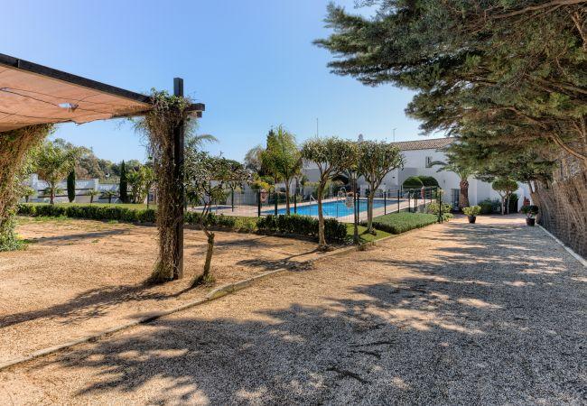 Garaje de Villa El Palmar - Roche - Villas Flamenco Beach (Conil)