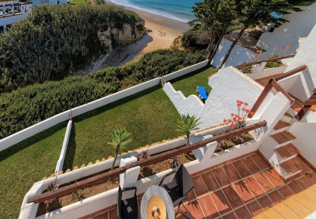 Terraza de Villa Fontanilla - Atalaya - Villas Flamenco Beach (Conil)