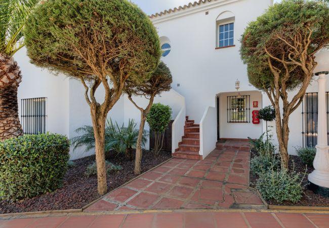 Fachada de Villa Fontanilla - Atalaya - Villas Flamenco Beach (Conil)