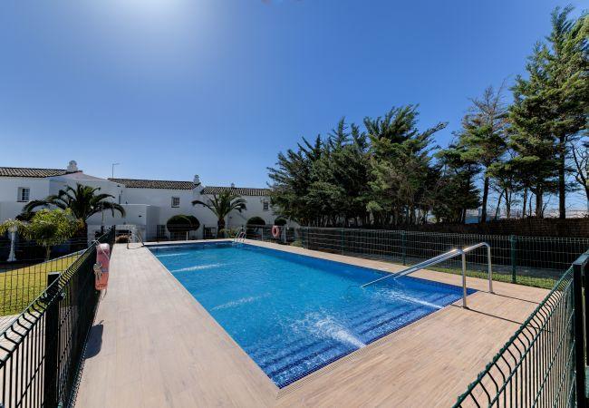 Piscina de Villa Fontanilla - Atalaya - Villas Flamenco Beach (Conil)