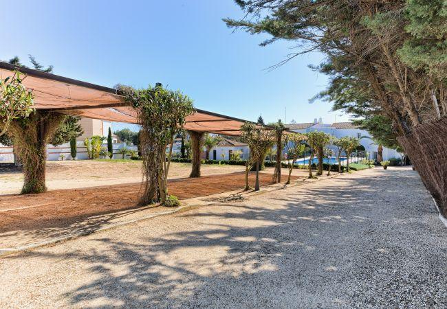 Garaje de Villa Fontanilla - Atalaya - Villas Flamenco Beach (Conil)